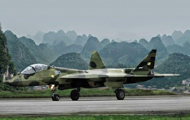 Индия планирует приобрести у РФ 108 истребителей FGFA