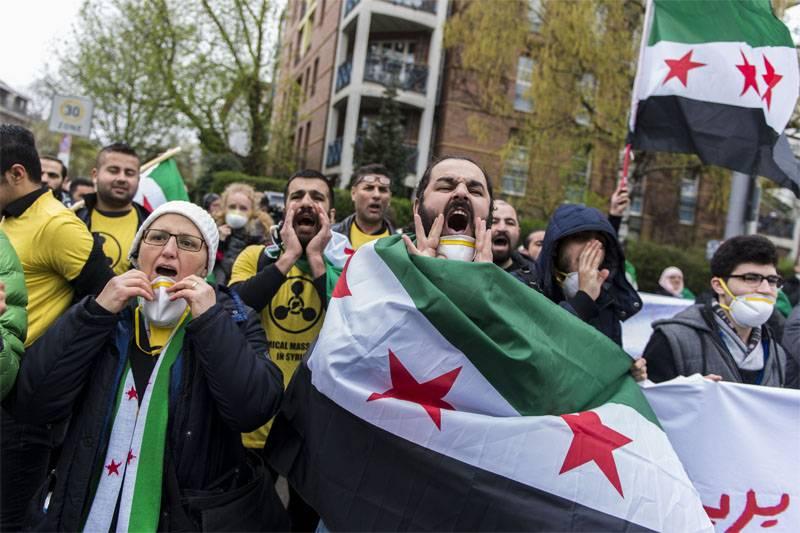Gürültü ve toz yok ... Suriye muhalefet ofisi Paris'te kapandı