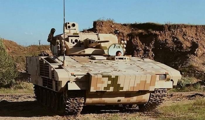 중국은 무거운 새 BMP 테스트하기 시작했다.