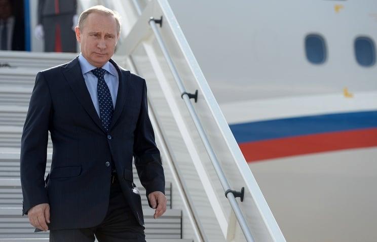 푸틴은 크림에 다시 갈 것입니다 ... 거기서 준비하십시오, 세 바스 토폴에