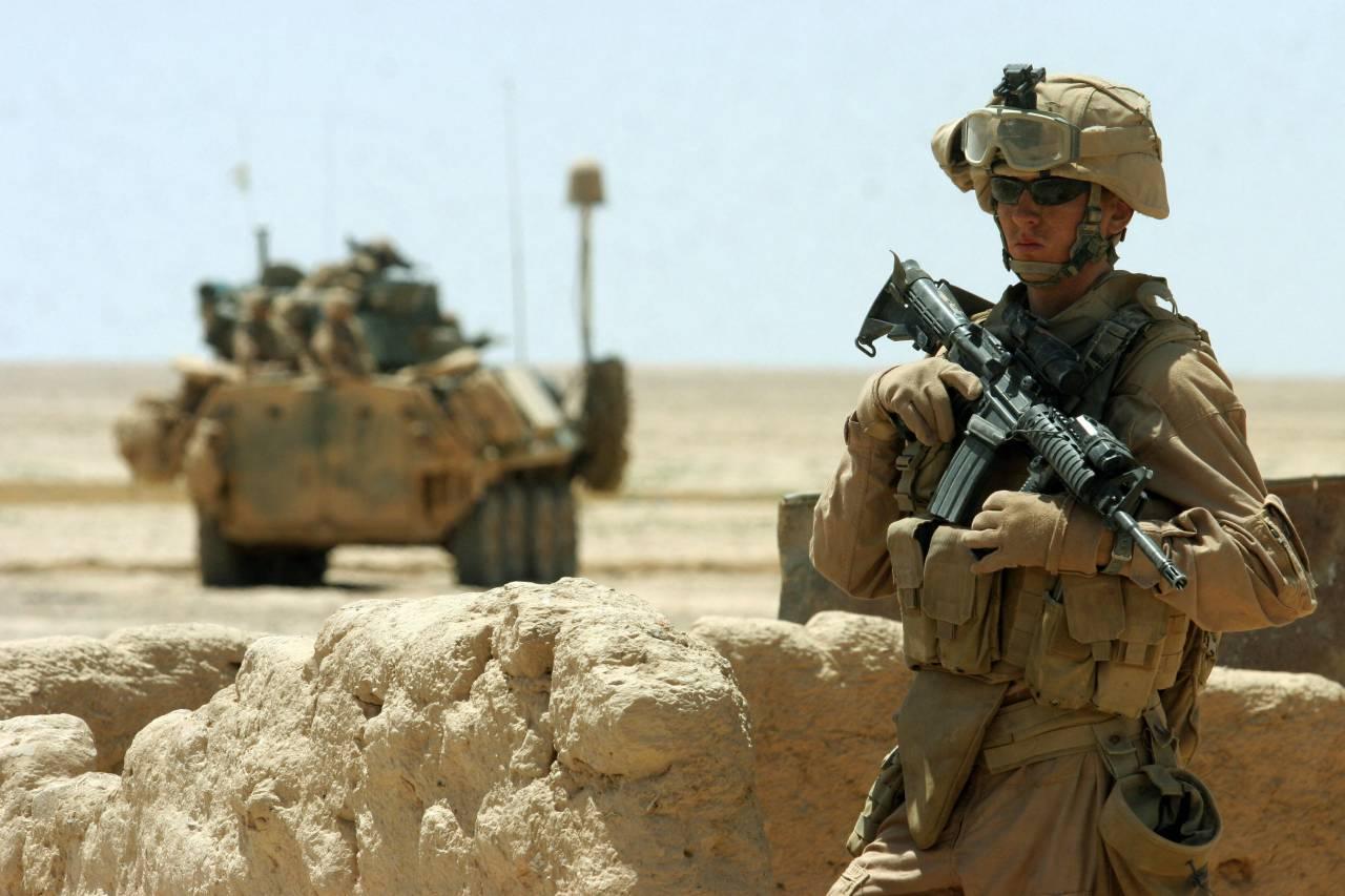 Военный США умер при операции против террористов вАфганистане