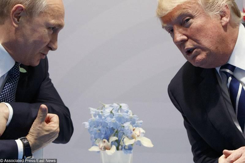 Опрос. В каких странах Путину доверяют больше, чем Трампу, и наоборот