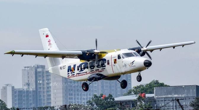 N219 indonésio fez o primeiro voo