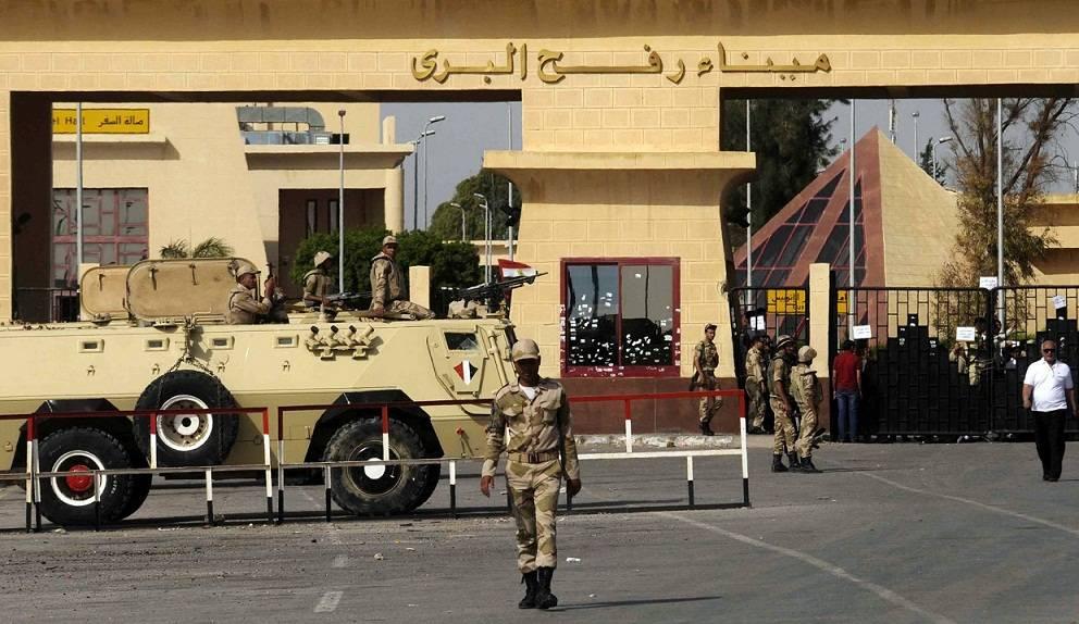Террорист-смертник подорвал себя награнице сЕгиптом