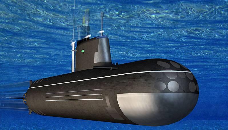 Русский спецназ получит сверхмалые подводные лодки