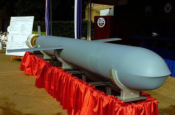 """Marinha dos EUA recebeu """"aniversário"""" Tomahawk"""