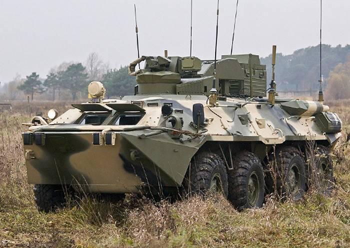 """Le forze missilistiche strategiche dimostrano per la prima volta la macchina antisabotaggio militare """"Typhoon-M"""""""