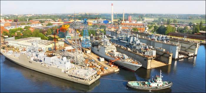 Ambasciatore indiano presso la Federazione Russa: costruiremo navi a Kaliningrad