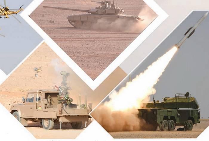 L'Algeria ha riconosciuto per la prima volta la presenza del sistema di difesa aerea Buk-M2E