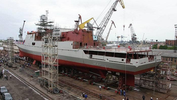 Índia aprovou a compra de duas turbinas para fragatas da Ucrânia