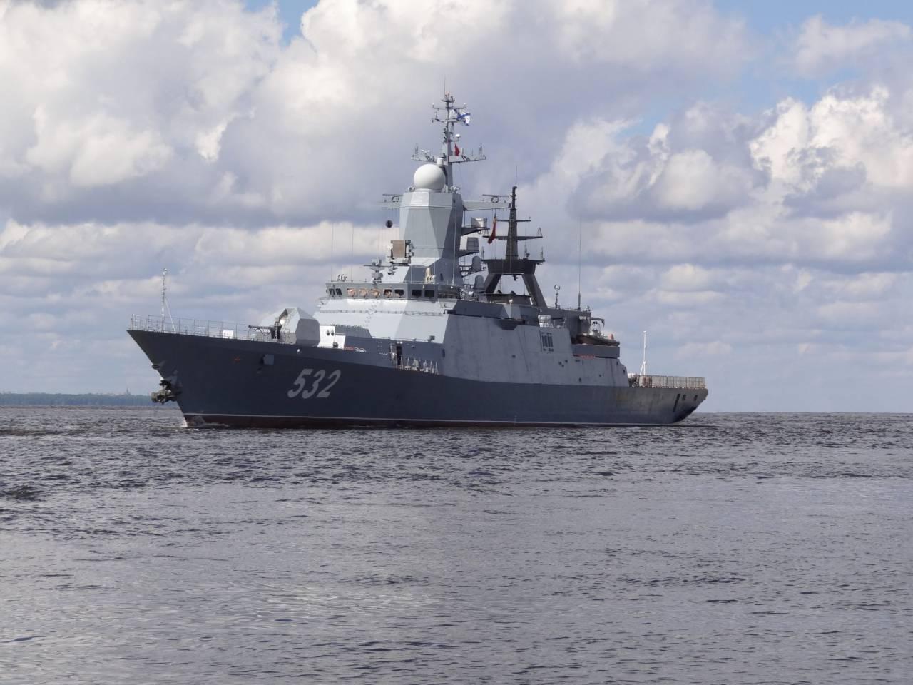 «Полное электродвижение»: концепция боевых кораблей будущего