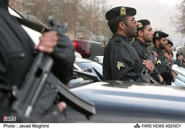 Luta do Irã contra ameaças internas