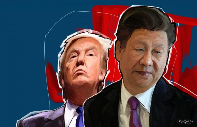 A penalidade para o negócio: Trump coloca Pequim em uma posição muito feia