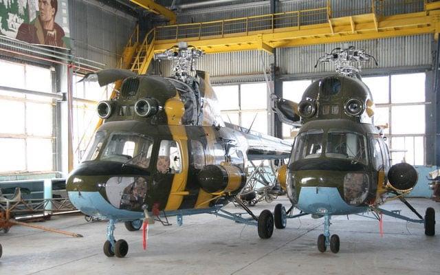 """""""새로운 우크라이나 헬리콥터""""는 소비에트의 리메이크 일 것이다."""