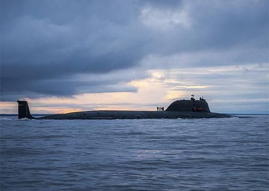 Severodvinsk, Calibre cruise füzesini ateşledi