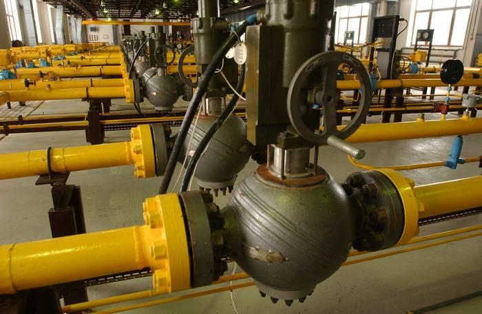 우크라이나는 DPR을 우회하는 가스 파이프 라인 건설을 시작했다.