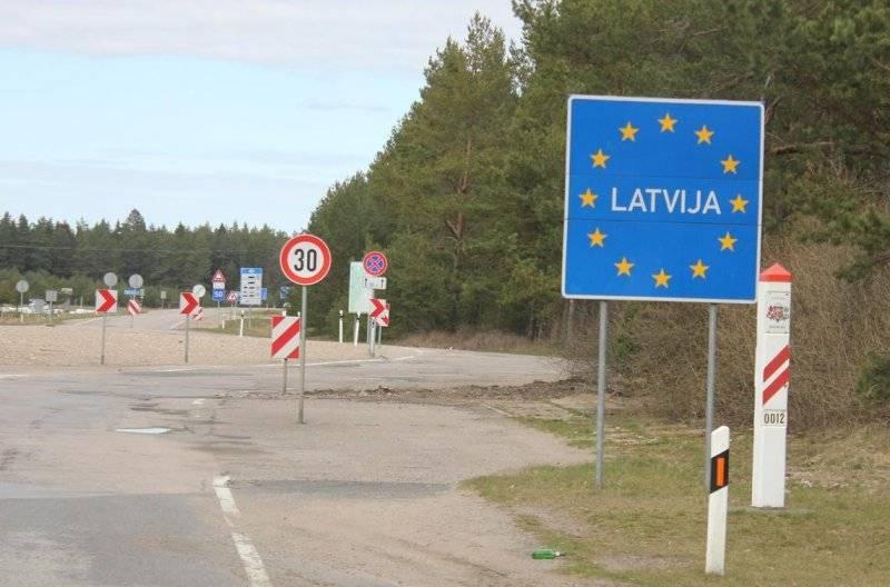라트비아 당국 : 러시아는 발트 국가의 존재에 짜증을냅니다.