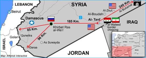 Suriye savaşının sırları: Amerikan faktörü