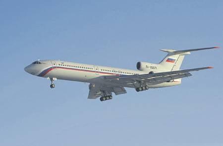 Le cause dello schianto di Tu-154 in volo in Siria rimangono poco chiare