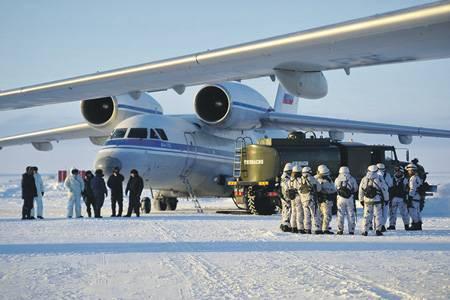 북극의 군사 항공 : 국가 및 전망