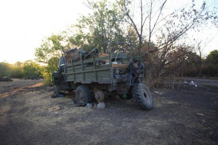 Ilovaisk 보일러에 관한 우크라이나 Donbass 스릴러의 폭로