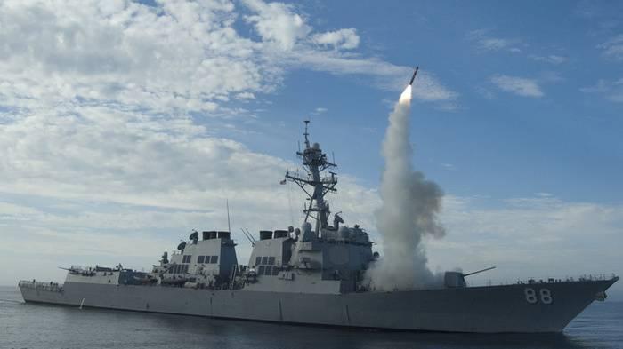 """Business Insider: Os EUA vão esmagar as frotas da Rússia e da China """"aos noves"""""""