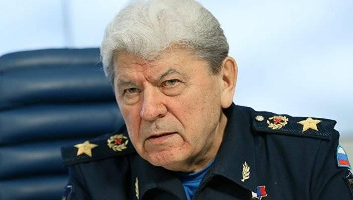 러시아 공군 사령관 피터 디네 킨 (Peter Deinekin)이 사망했다.