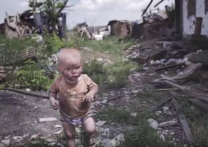 A Cruz Vermelha contou quantos civis morreram no Donbass