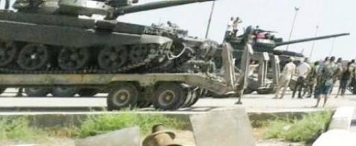 La Siria ha trasferito il prossimo T-62M dall'archiviazione
