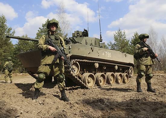 Tula paratroopers는 Taimyr에 도착하여 종간 연습에 참여했습니다.