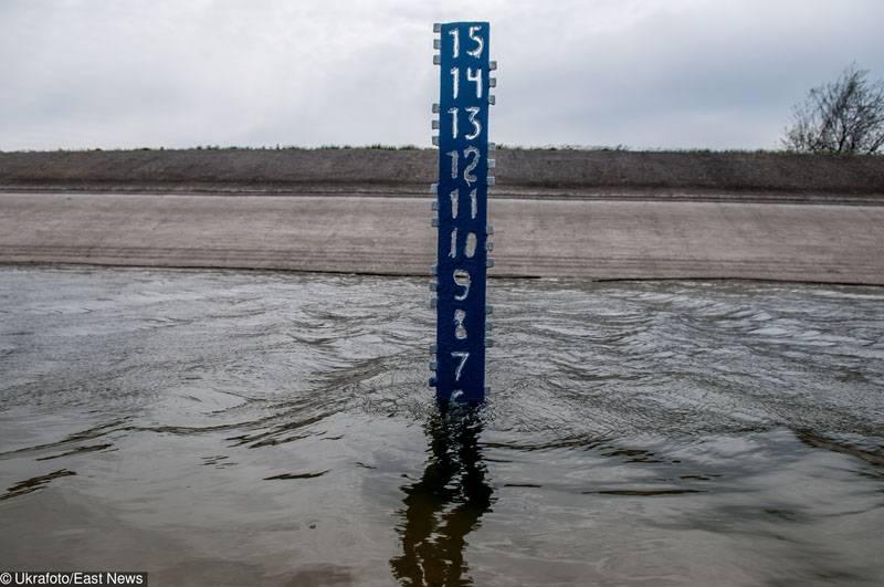 Замена Днепра: Межгорное водохранилище