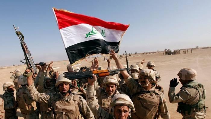 Иракские силовики установили контроль над дорогой из Мосула в Талль-Афар