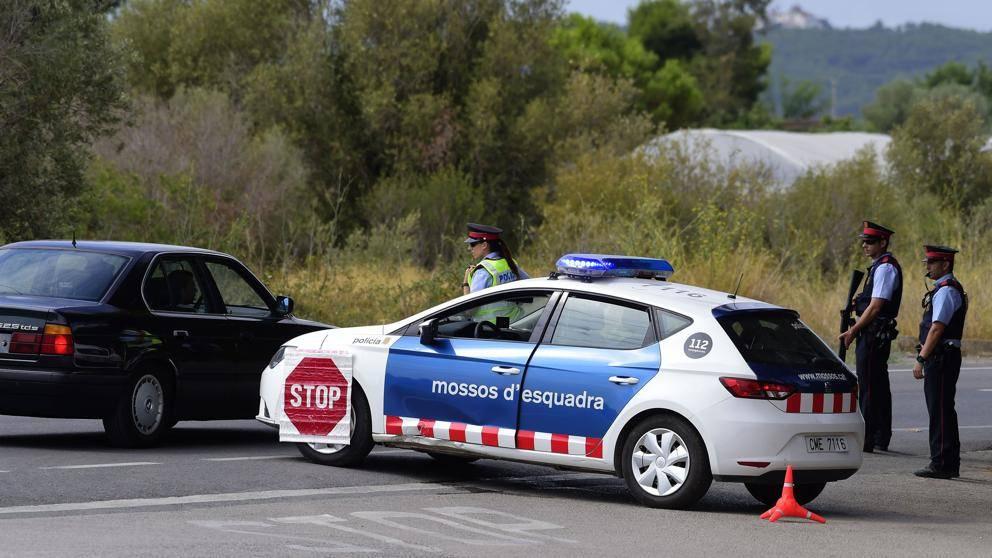 Близ Барселоны милиция ликвидировала мужчину споясом шахида