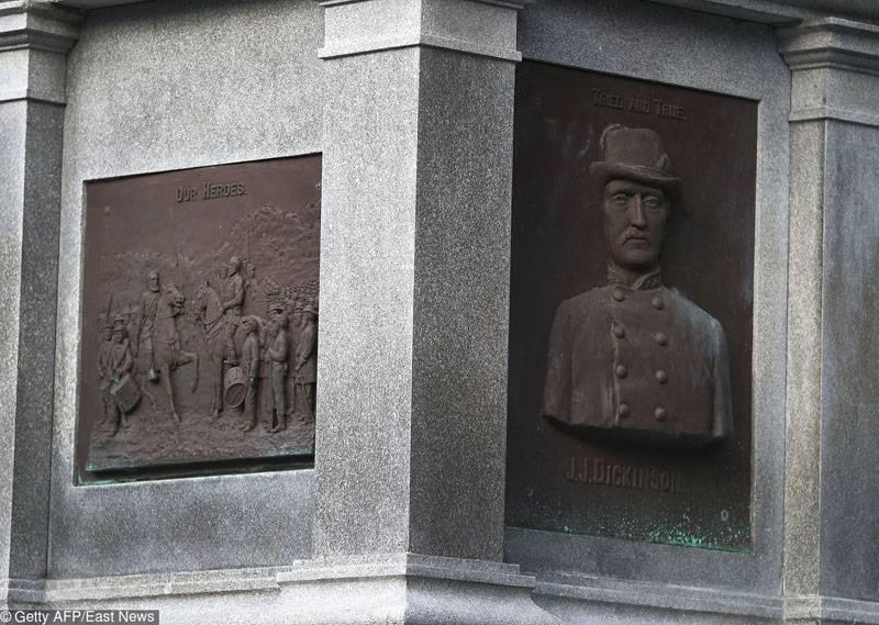В Техасе студента арестовали за попытку взорвать памятник конфедератам