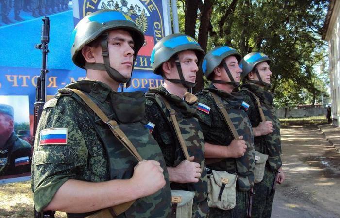 Молдавия попросила Генассамблею ООН обсудить вывод российских миротворцев из Приднестровья