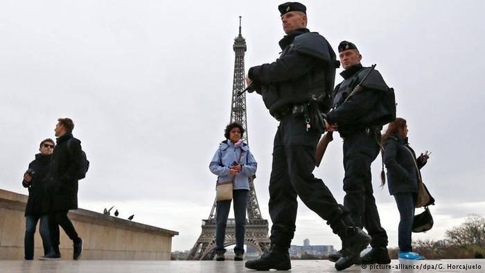 Франция возобновила сотрудничество с рядом сирийских спецслужб