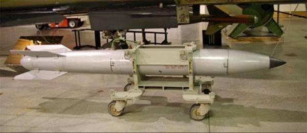 Кандидат в канцлеры ФРГ: Потребую, чтобы США вывезли ядерное оружие из Германии