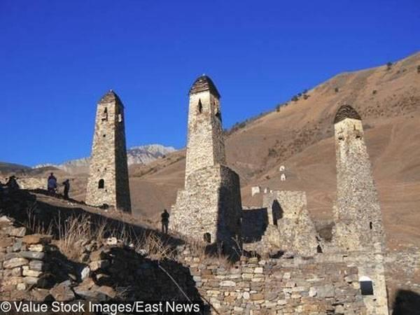 В Ингушетии введён режим КТО