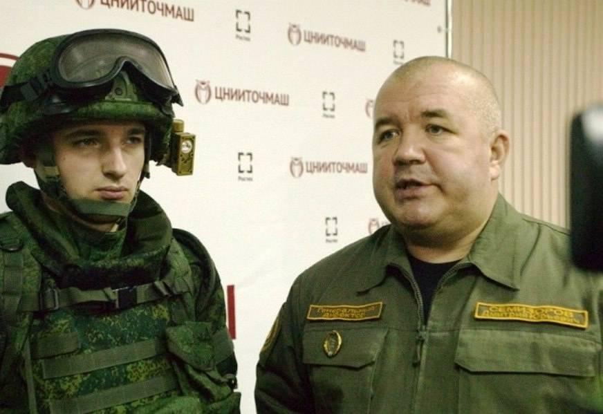 Русские военные испытали экипировку «Ратник» вовремя боев вСирии