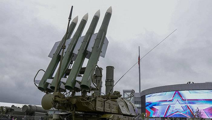 Ботсвана заинтересовалась российскими системами ПВО