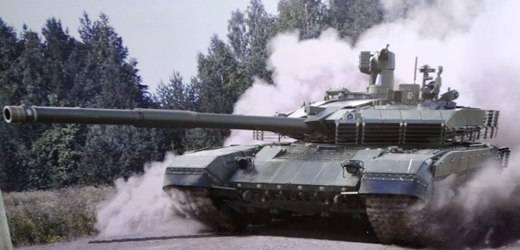 Новая фотография Т-90М «Прорыв-3»