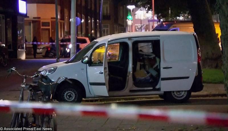 Media: i servizi segreti dei Paesi Bassi hanno impedito l'attacco a Rotterdam
