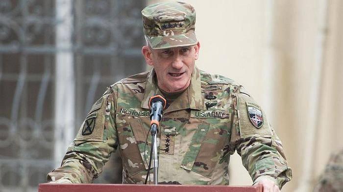 Американский генерал заявил о намерении США воевать в Афганистане до победы