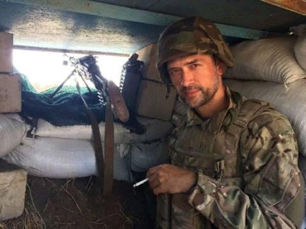 Русофоб Пашинин  пошел убивать жителей Донбасса