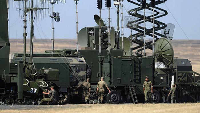 Российские военные наладили в Сирии сеть станций спутниковой связи