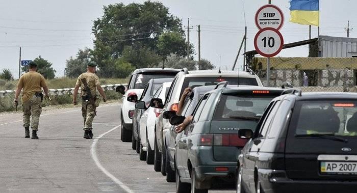 Госдума: у границ Крыма активизировались американские эмиссары