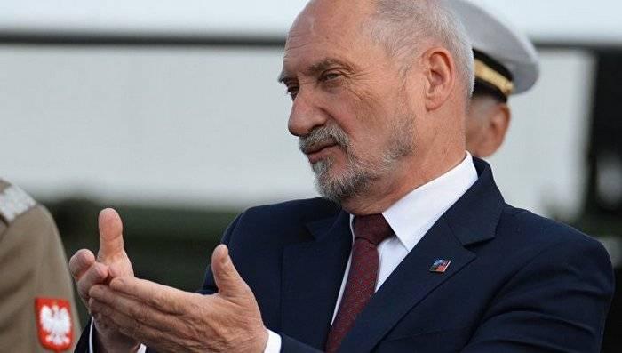 Мачеревич опасается, что после учений российские войска останутся у границы Польши