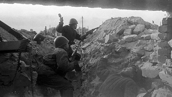 Минобороны опубликовало исторические документы о Сталинградской битве
