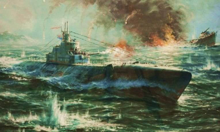 Погибли в бою, покоятся на дне морском