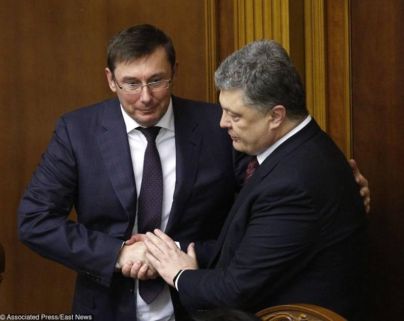 Lutsenko: एक महाशक्ति से एक जासूस को हिरासत में लिया गया है, और यह रूस नहीं है और संयुक्त राज्य अमेरिका नहीं है